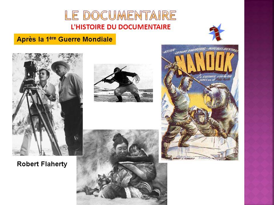 L HISTOIRE DU DOCUMENTAIRE De 1960 à 1980 Le Documentaire militant Octavio Getino La vérité dévoilée Claude Lanzmann