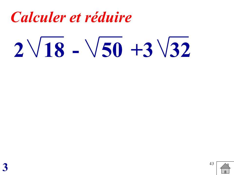 43 182-+35032 Calculer et réduire 3
