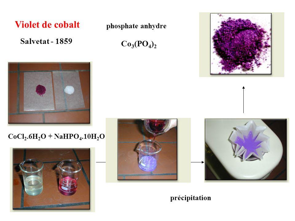 Jaune de cobalt N.W.