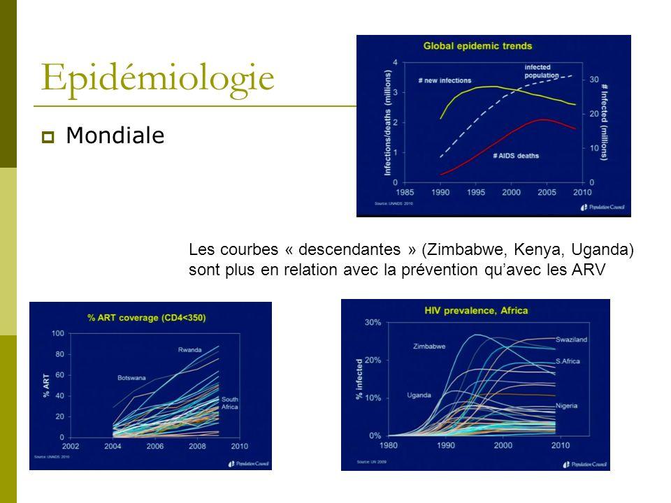 Epidémiologie Femmes Prévalence chez les femmes variable, mais qui dépasse 20% dans certains pays…