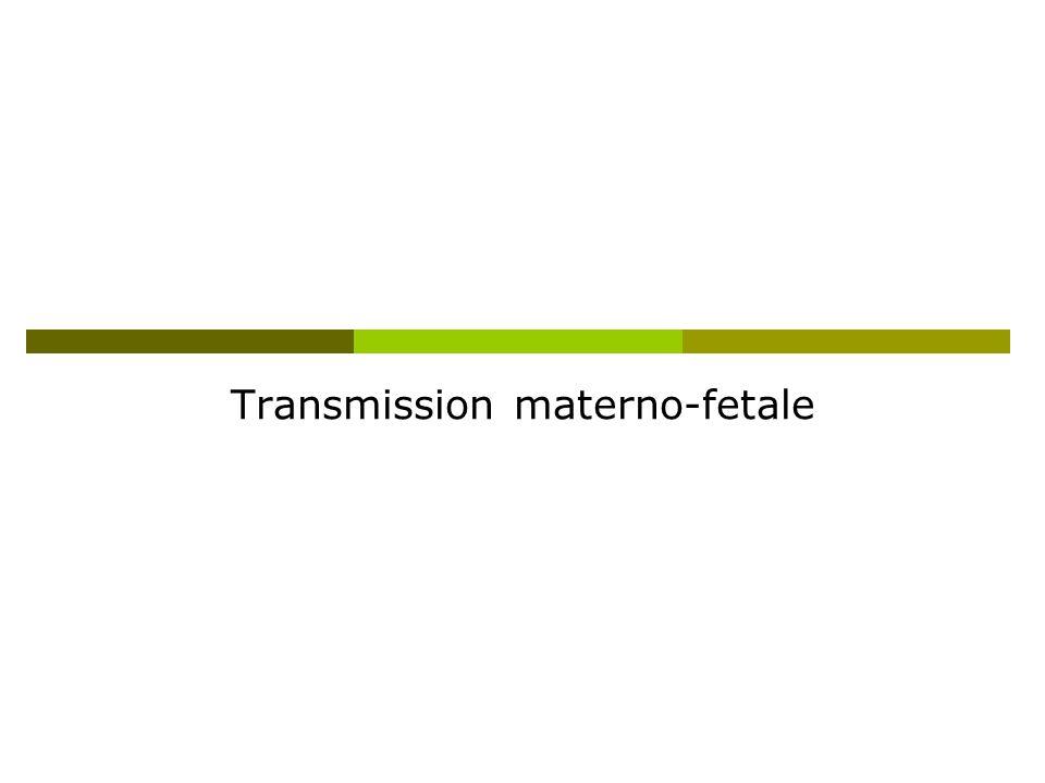 Si le taux de transmission est < 1% en Europe et US… La PTME reste encore très loin des objectifs dans les PEVD…