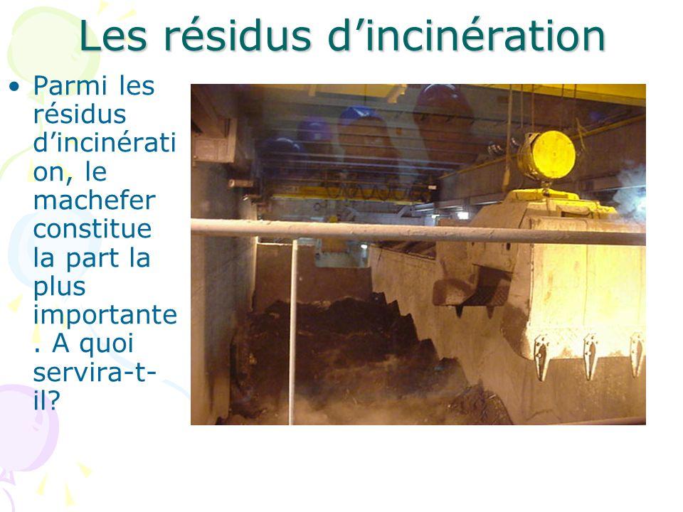 Un alternateur La vapeur produite par le four alimente un alternateur qui fournit de lélectricité. A quoi servira cette électricité?