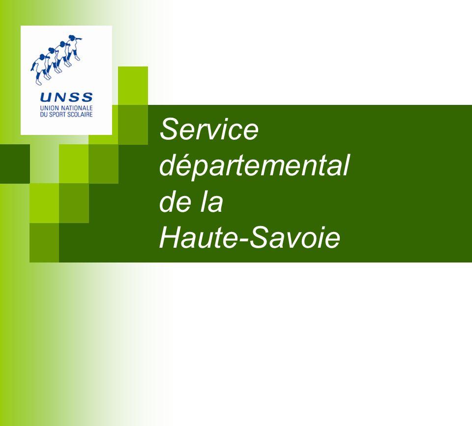 Service départemental de la Haute-Savoie