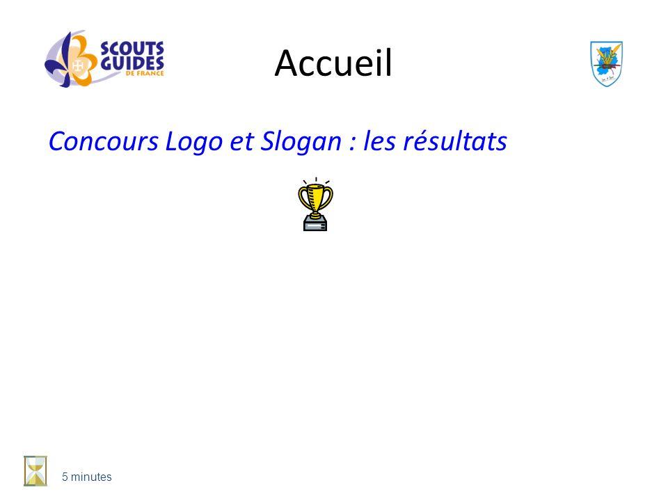 Accueil Concours Logo et Slogan : les résultats 5 minutes