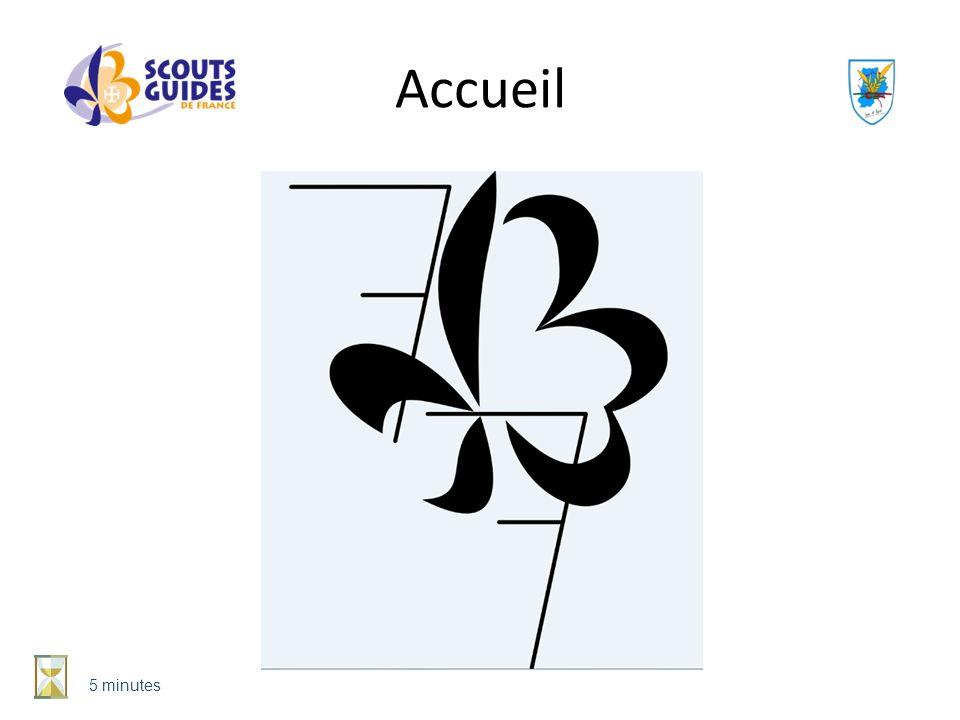 Accueil 5 minutes