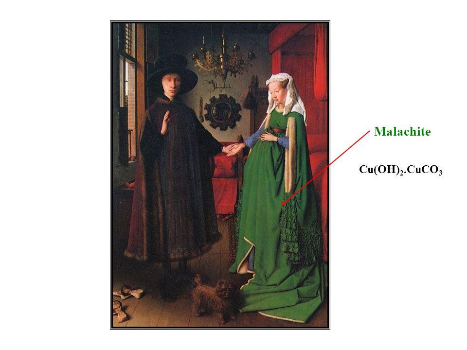 Malachite Cu(OH) 2.CuCO 3