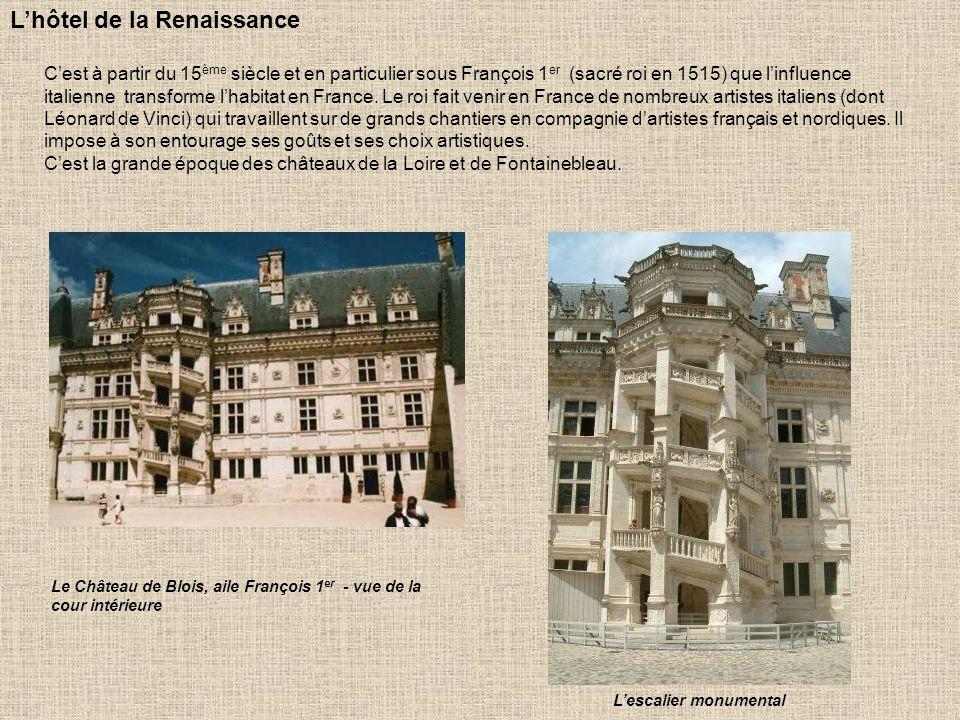 Entrée du château de Fontainebleau Le parc du château de Fontainebleau Lhôtel de la Renaissance