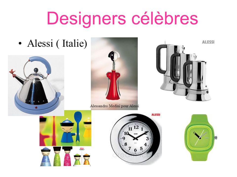 Philippe Starck ( France ). Designers célèbres