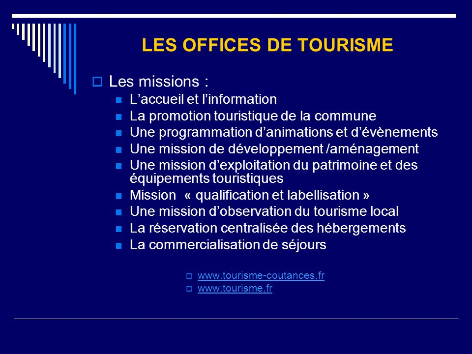TRAVAIL PERSONNEL Choisir une ville représentative du tourisme dans le département qui sera votre lieu de séjour pour une association pour laquelle vous allez travailler en janvier : « les gais lurons de Paris ».