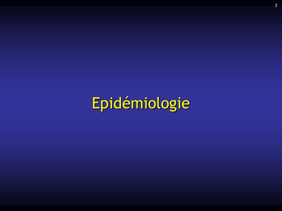 Epidémiologie 2