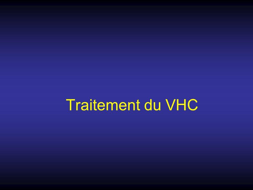 Traitement du VHC