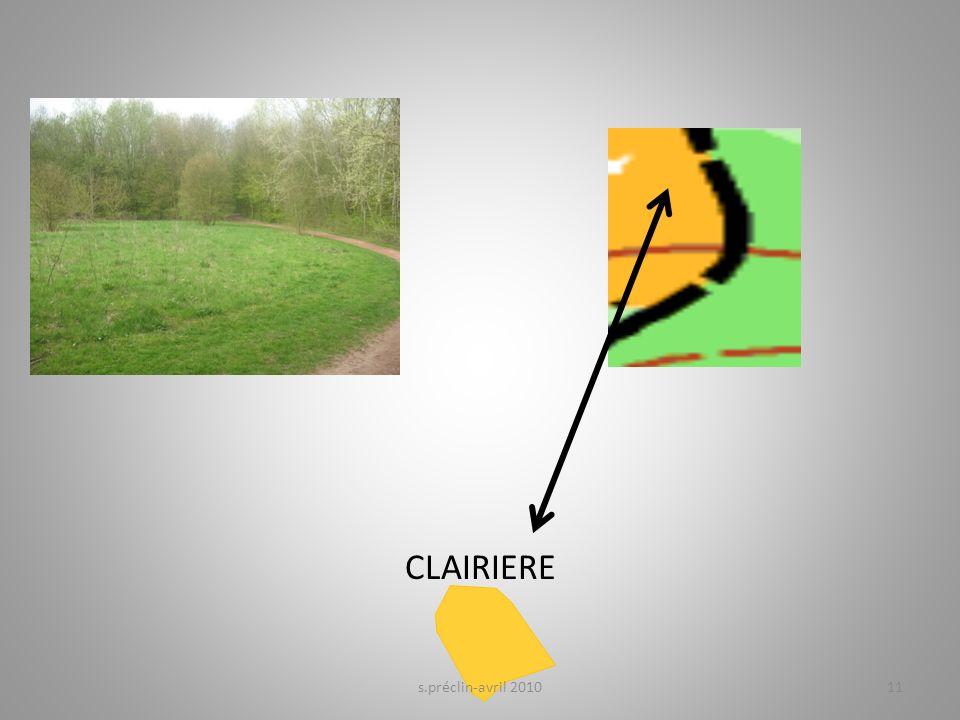 CLAIRIERE s.préclin-avril 201011