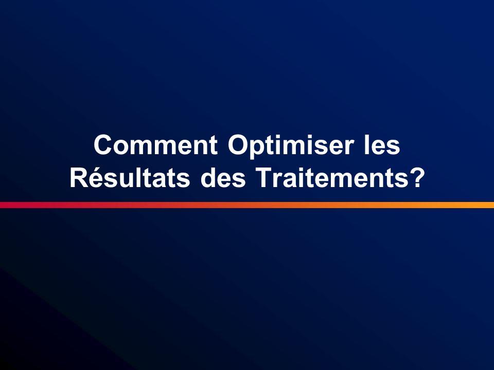 Comment Optimiser les Résultats des Traitements?