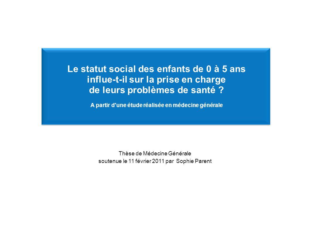 Inégalités sociales de santé Exemples Influence de la qualité de la prise en charge dans le processus de création des inégalités INTRODUCTION (1)