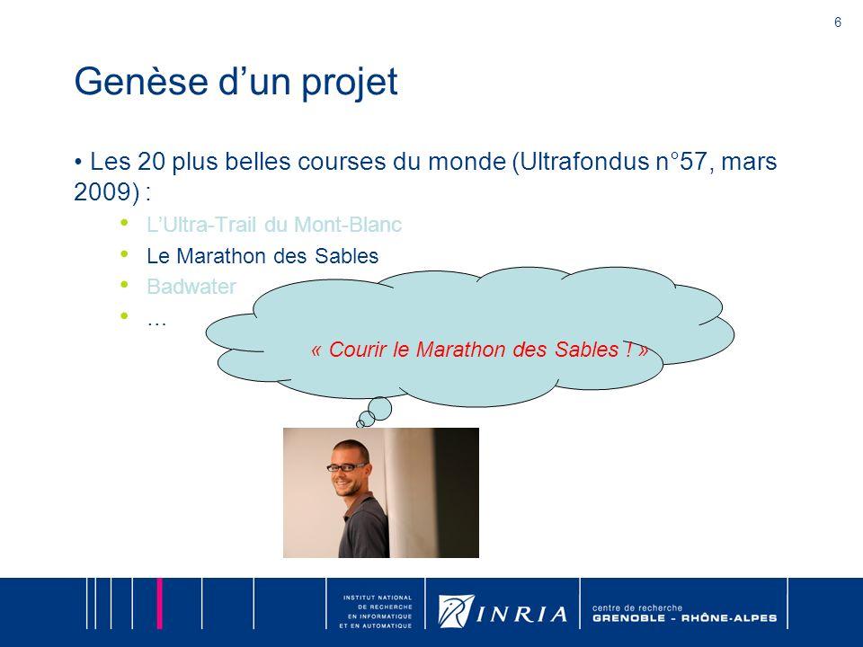 7 Le 25 ème Marathon des Sables Une épreuve internationale mythique .