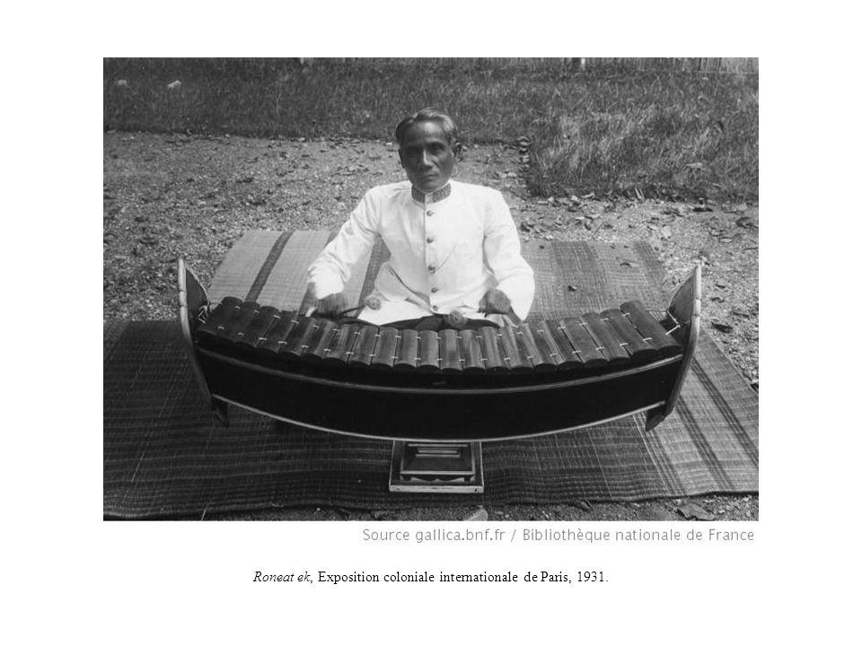 Roneat ek, Exposition coloniale internationale de Paris, 1931.