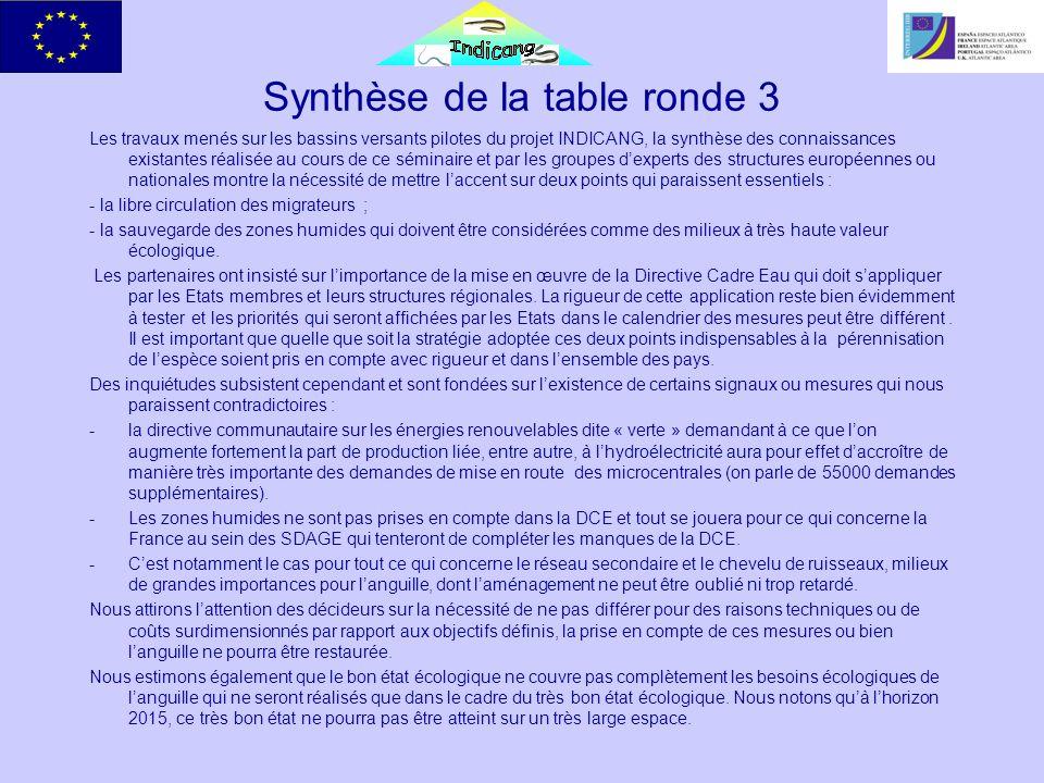 suite Il est rappelé également que languille a un statut écologique important et a structuré les écosystèmes continentaux.