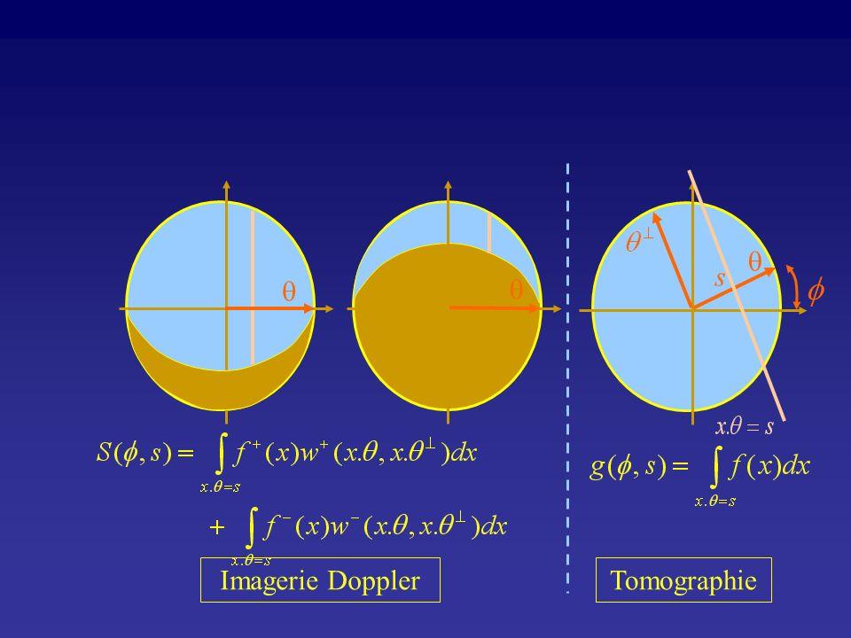 s TomographieImagerie Doppler