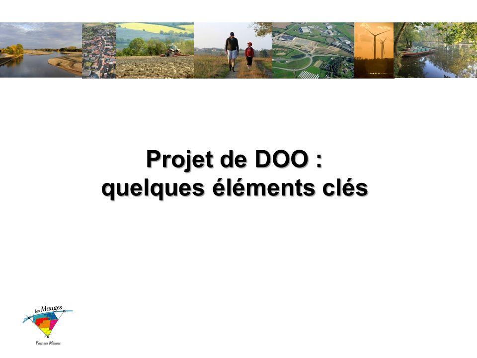 Projet de DOO : quelques éléments clés