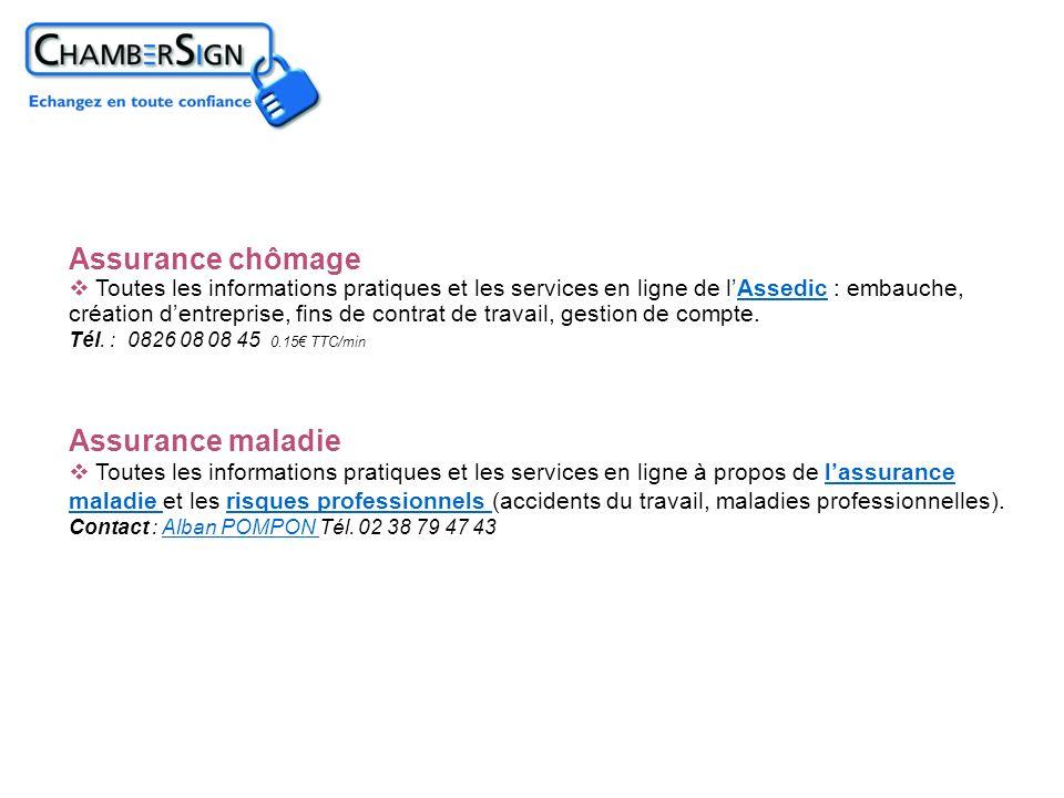 Assurance chômage Toutes les informations pratiques et les services en ligne de lAssedic : embauche, création dentreprise, fins de contrat de travail,