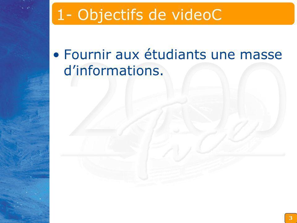 4 1.1- Fournir aux étudiants une masse dinformations Un cours et des exercices.