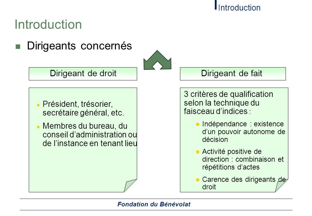 Responsabilité pénale Infractions spécifiques aux dirigeants dassociation Condamnation pour « pratique para commerciale » (art.