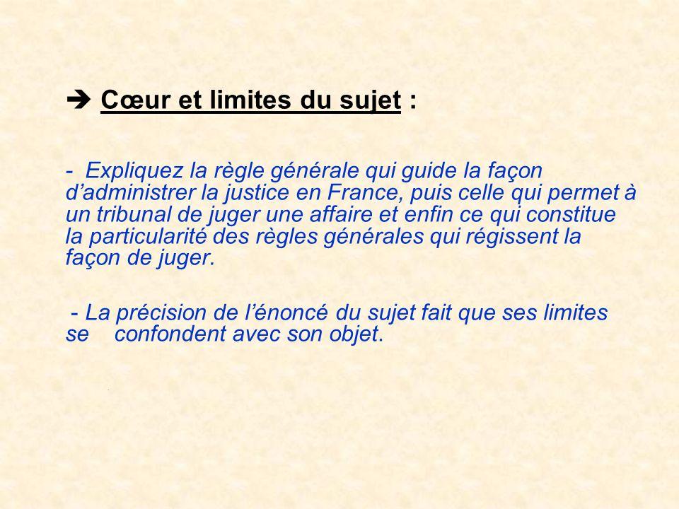 - Des personnes (C.P.P., art.231, 382 et 383) Il sagit pour les juridictions davoir le droit de juger la personne auteur dune violation de la loi.