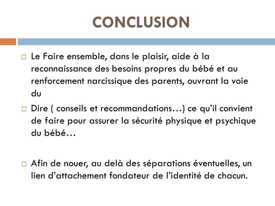 Importance de la conjugalité dans le tissage de la parentalité… Présentation de Christiane Sozeau, psychologue PMI