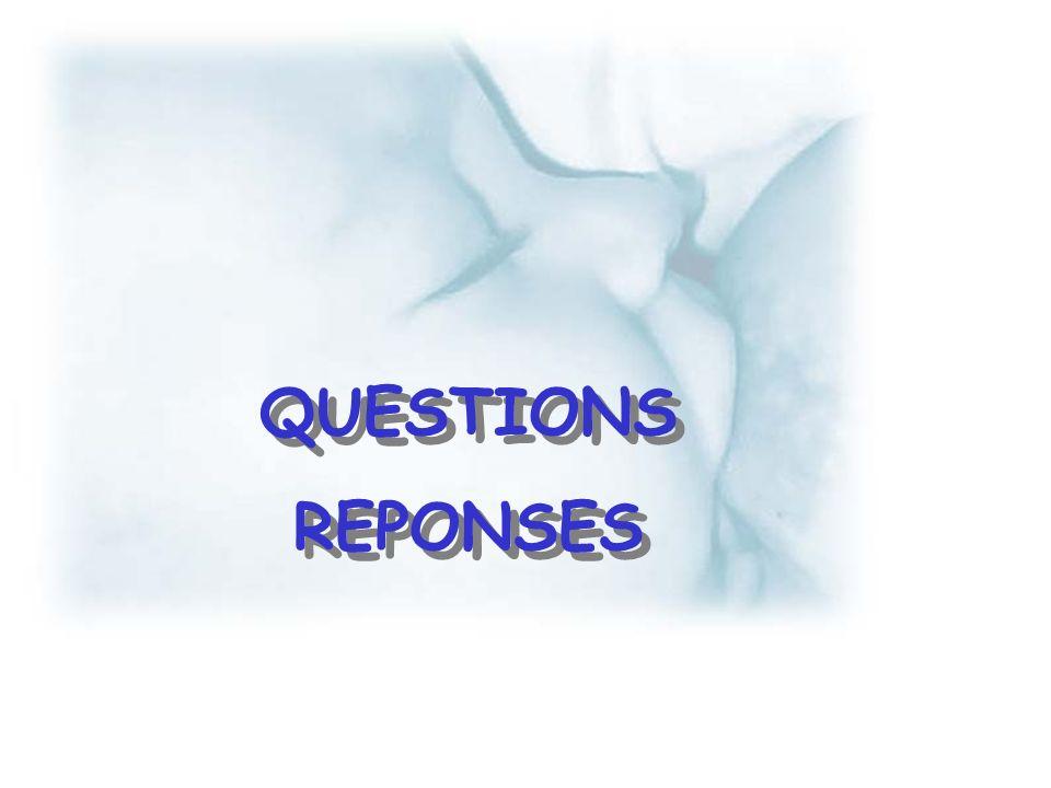 QUESTIONS REPONSES QUESTIONS REPONSES