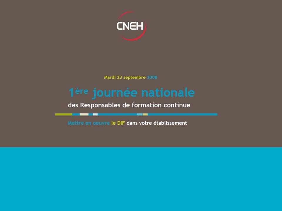 Conclusion -La loi FTLV et le décret du 21/08/08 : une évolution plus quune révolution - Des dispositions déjà utilisées dans les établissements publics de santé -Une collaboration nécessaire entre les responsables de formation et les responsables de pôles, cadres de santé, administratifs et techniques -pour construire des projets de formation -pour développer des ingénieries de formation