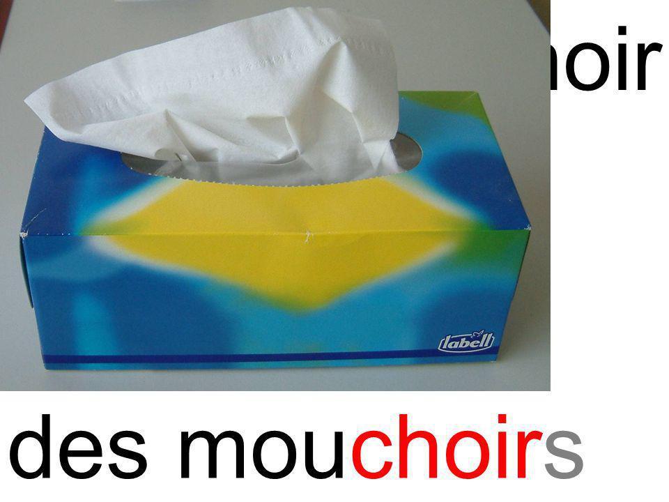 choimouchoir des mouchoirs