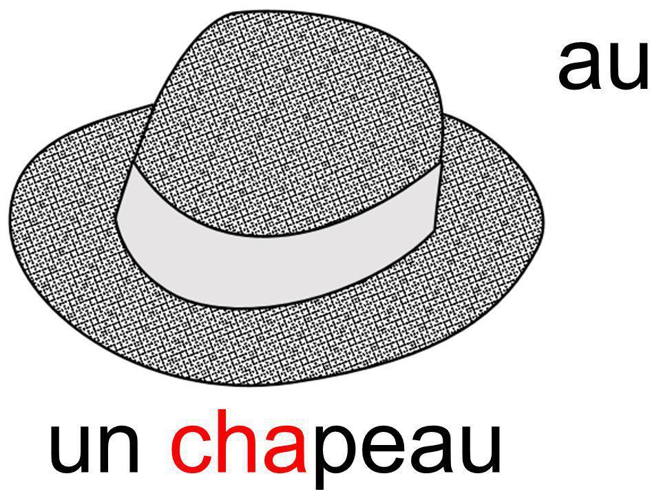 chachapeau un chapeau