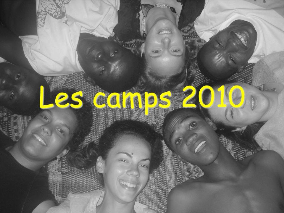 Les camps 2010