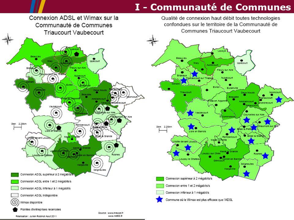 7 I - Communauté de Communes « Triaucourt Vaubécourt » B - Actions Des Suites immédiates : Le Rapport complet bientôt disponible sur le site internet