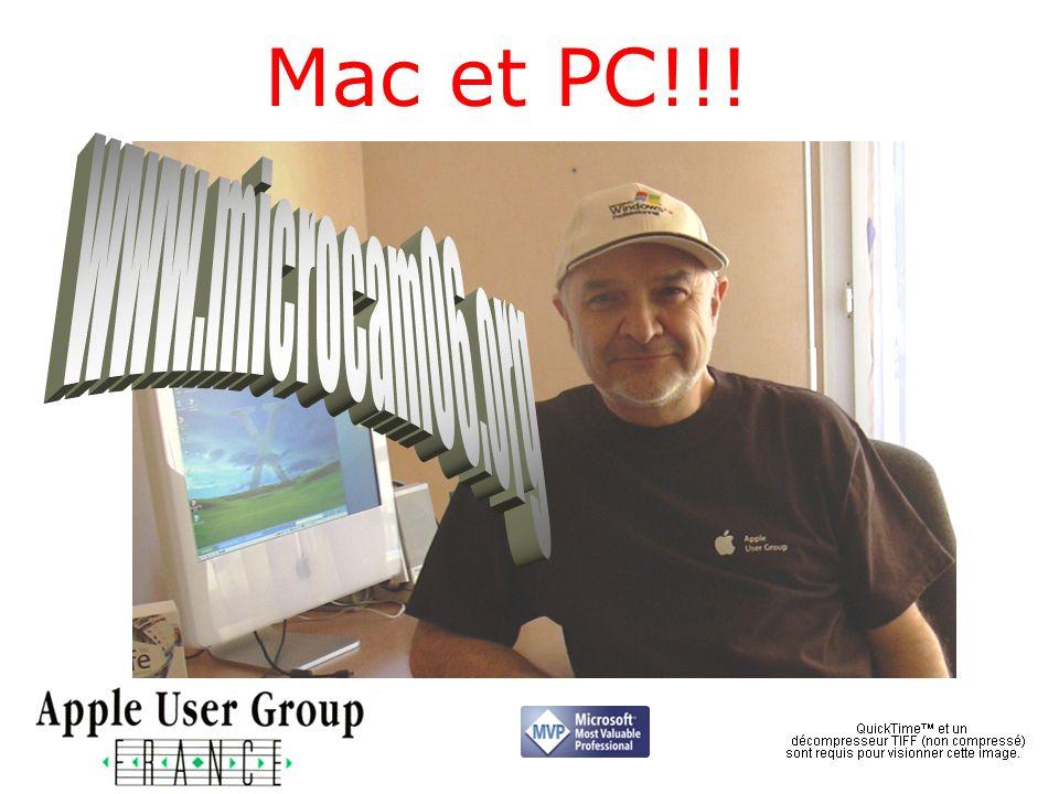 103 Mac et PC!!!