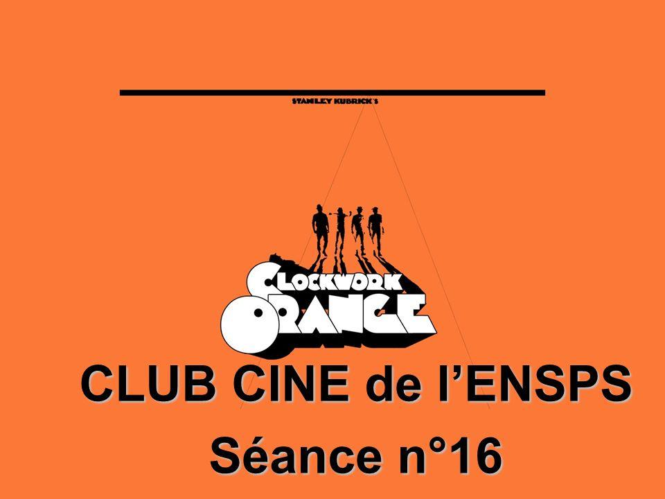 CLUB CINE de lENSPS Séance n°16