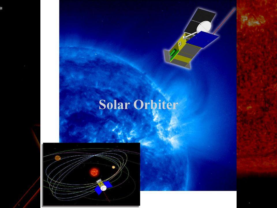 Difficultés… Sonde solaire…coût…1 G Coopération NASA Minisat, microsat trop ambitiueux.