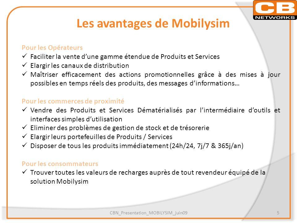 AXES DE COOPERATION AVEC LES OPERATEURS CBN_Presentation_MOBILYSIM_juin096