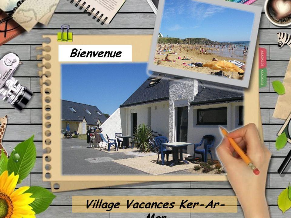 Le village vacances est situé au Pouldu, sur la Commune de Clohars-Carnoët.