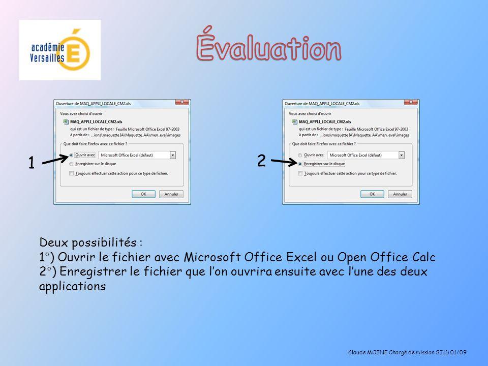 Deux possibilités : 1°) Ouvrir le fichier avec Microsoft Office Excel ou Open Office Calc 2°) Enregistrer le fichier que lon ouvrira ensuite avec lune