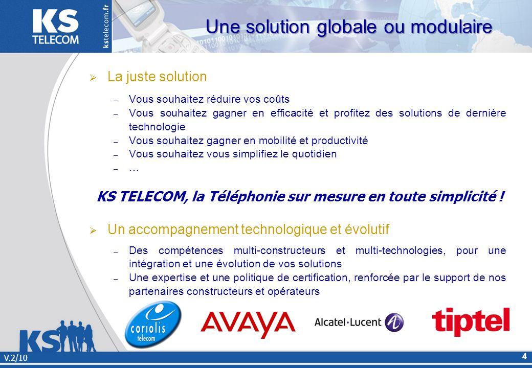 V.2/10 5 Solutions Téléphonie Entreprises SOLUTIONS OPÉRATEURS FIXE, MOBILE, DATA PABX / IPBX / VOIP / DATA DISPOSITIF ALERTE DU TRAVAILLEUR ISOLÉ DATI GUICHET UNIQUE SOLUTION CLIENT MULTISITES INSTALLATION & OPTIMISATION DU RÉSEAU TÉLÉCOM HOT LINE TECHNIQUE & COMMERCIALE Gagnez en efficacité, Réduisez les Coûts !