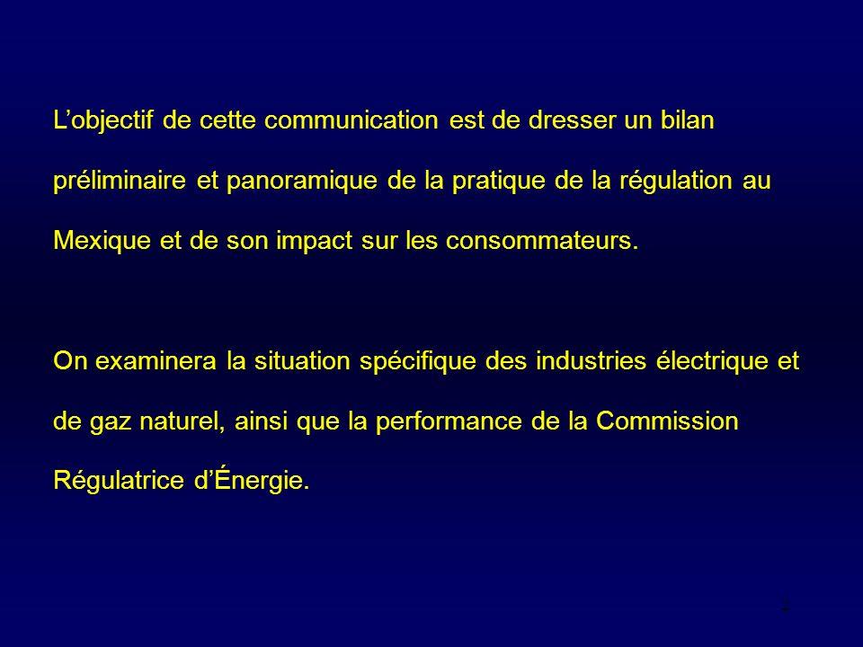 3 Architecture du marché La nationalisation de 1960 a réservé à lÉtat la prestation du service public dénergie électrique.