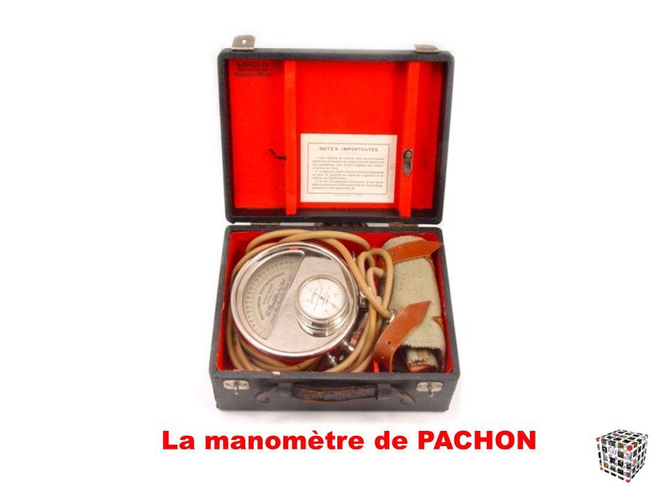 La manomètre de PACHON