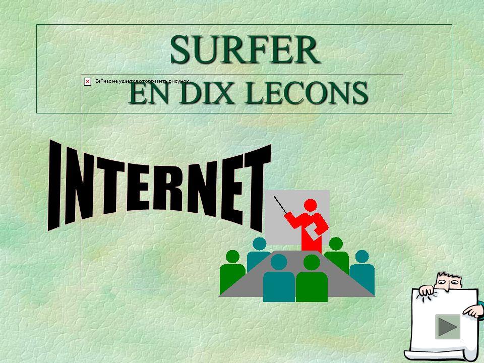 SURFER EN DIX LECONS