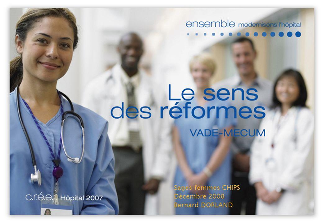 21 LA NOUVELLE GOUVERNANCE Un hôpital bien géré (bon positionnement, soins de qualité et dynamique collective) se place en position positive vis-à-vis du nouveau dispositif de financement.