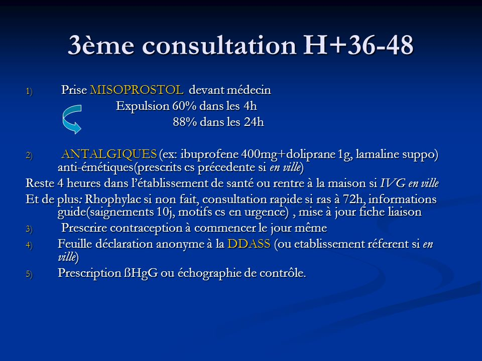 Dossier guide conseils post ivg