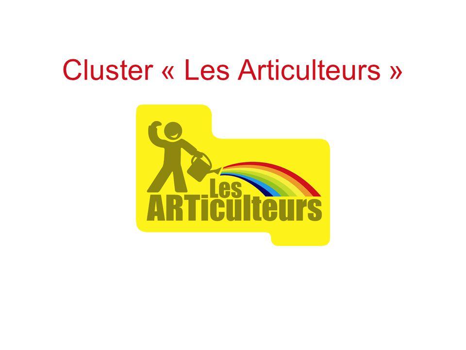 Cluster « Les Articulteurs »
