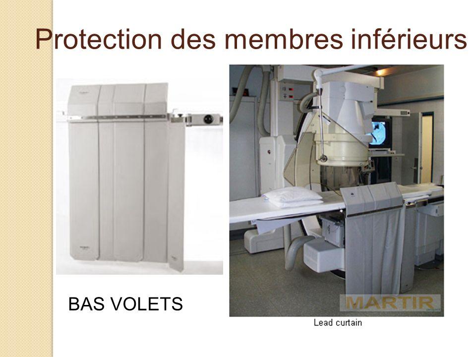 Protection des membres inférieurs BAS VOLETS