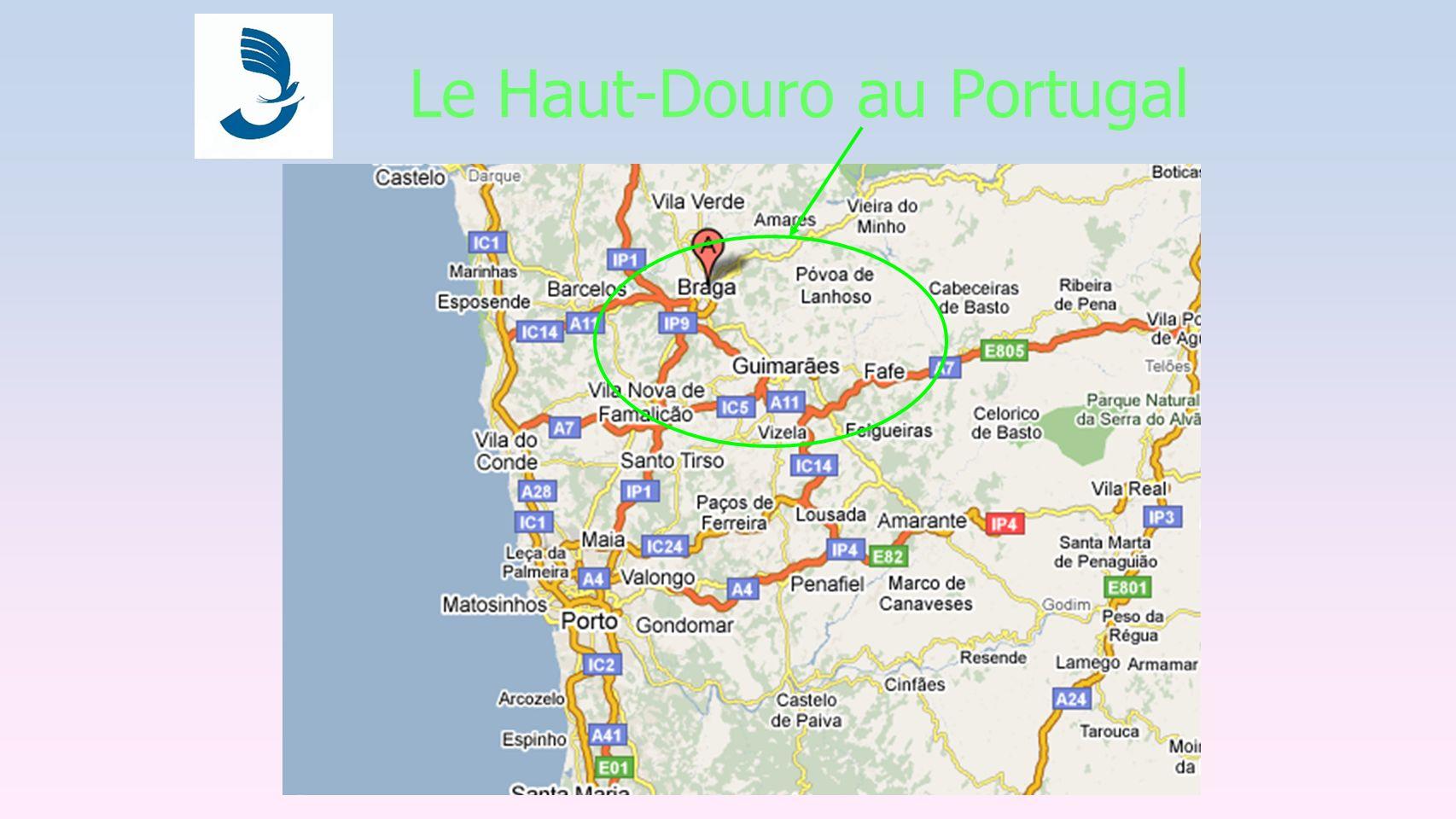 Le Haut-Douro au Portugal