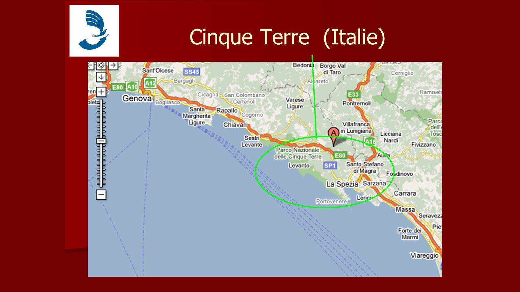 Cinque Terre (Italie)